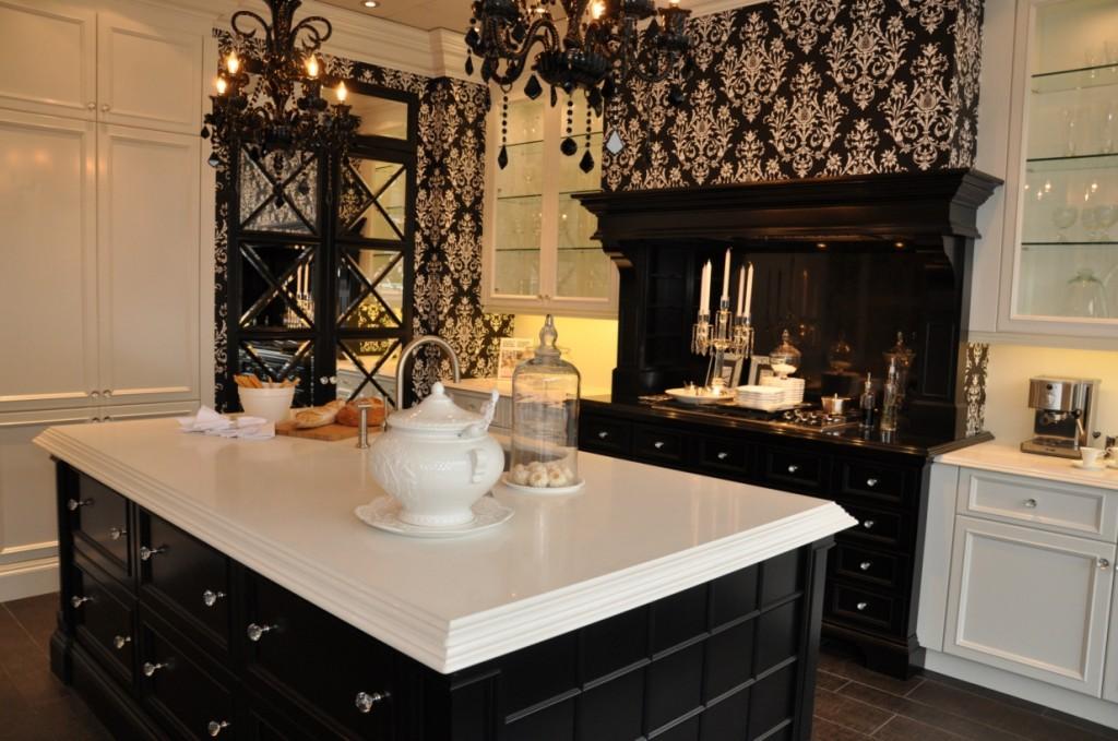 R alisation par cuisines denis couture avec hotte int gr e - Hotte de cuisine montreal ...