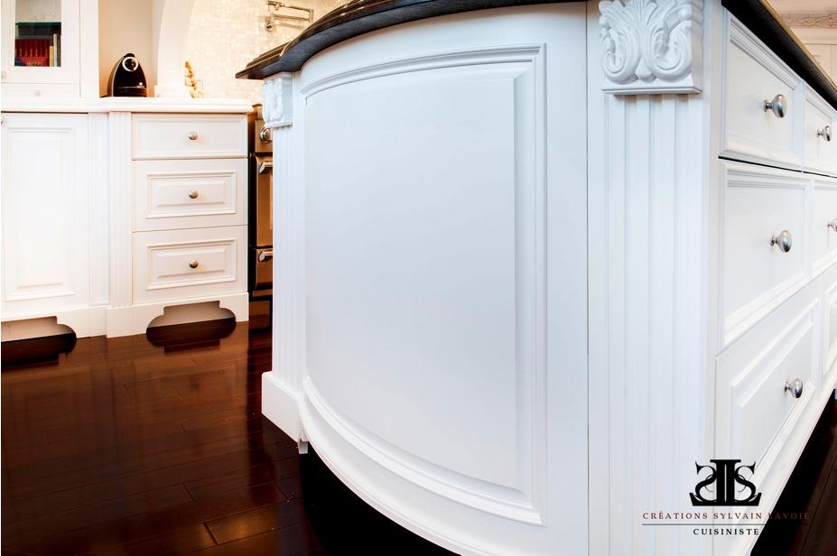 Curved Cabinet Door