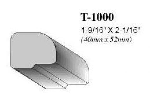 Moulure de tete T-1000