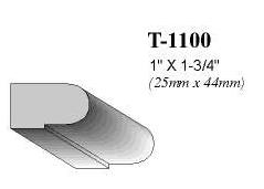 Moulure de tete T-1100