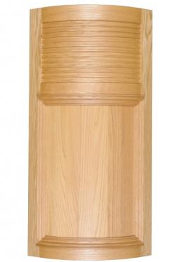 Porte d'armoire courbe 835-590
