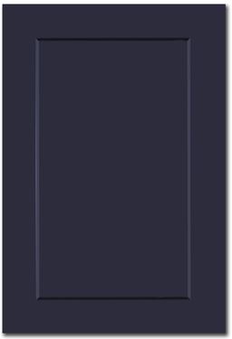 Porte MDF 2 morceaux laquee blanche (1/2 porte)