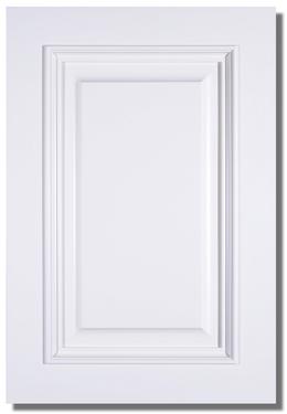 Porte d'armoire en MDF 2 morceaux et moulure appliquee modele 15320 Pr1