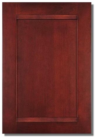 Porte d'armoire en Merisier modele # V565